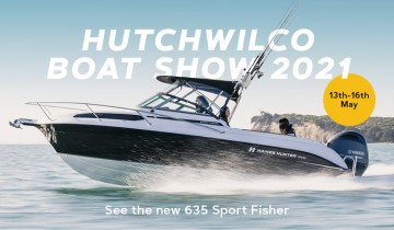 Hutchwilco New Zealand Boat Show 2021 | Haines Hunter HQ
