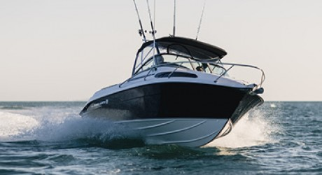 Review of Haines Hunter SF635 By Boating New Zealand | Haines Hunter HQ