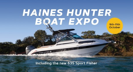 Haines Hunter Boat Expo 2020 | Haines Hunter HQ